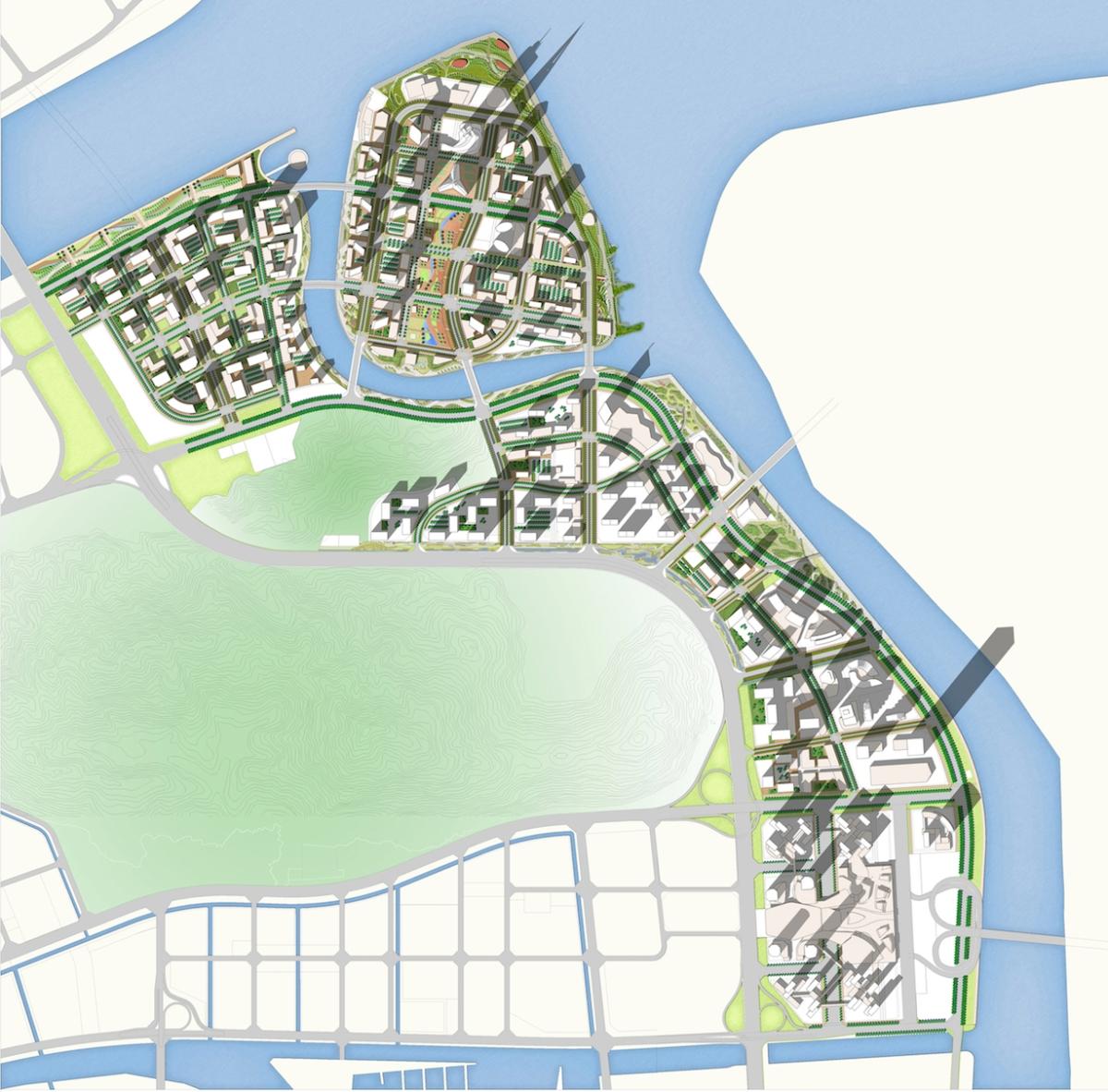Ihie Home Zone Design Guidelines: Shizimen CBD Guidelines